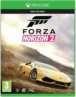 Forza Horizon 2 Xbox One **BRAND NEW & SEALED!!** CAR RACING