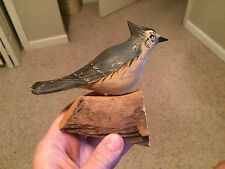 Zack Ward Bird Decoy, Crisfield, Maryland rare