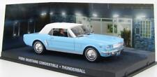 1/43 Scale model Ford Mustang Convertible, Thunderball