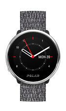 POLAR Ignite schwarz/silber black/melange S/M Fitnessuhr GPS Pulsmessung