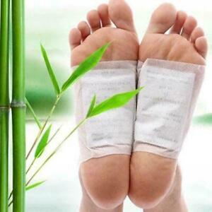 Ginger Detox Foot Pads Patch Healthy Herbal New Deto 2020