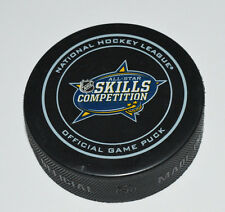 2016 NHL ALL-STAR GAME SKILLS COMPETITION OFFICIAL GAME PUCK Nashville Loose