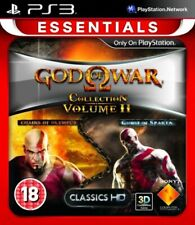 PS3 God of War Collection 2 Chains of Olympus + Ghost of Sparta (ENGLISH (boxed
