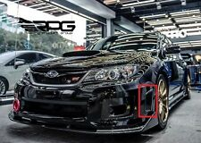 RPG Bumper Carbon Fiber Air Duct Vent Set 08-14 Subaru Impreza WRX STi GRB GVF