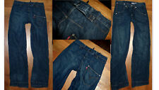 RARE MENS LEVIS ENGINEERED ONE POCKET BUCKLE BACK TWISTED JEANS SIZE 29X32