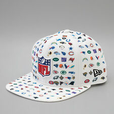 NEW ERA NFL LOGO 9FIFTY CAP MICRO PATTERN PACK SNAPBACK S/M KAPPE MÜTZE TOP SALE