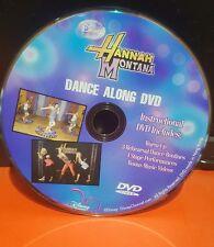 Hannah montana. Dance along  dvd