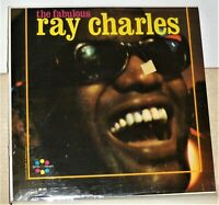 Ray Charles ‎- The Fabulous Ray Charles - Vinyl LP Record Album Sealed Near Mint