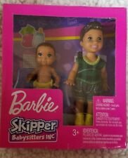 Barbie Skipper Babysitter Inc Siblings Toddler Tommy Baby Krissy  Dolls Loose