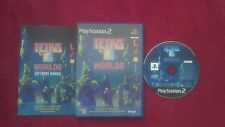 TETRIS WORLDS ORIGINAL BLACK LABEL SONY PLAYSTATION  P2 PS2 PAL VGC