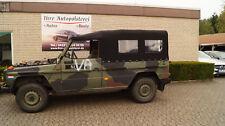 Verdeck für Mercedes-Benz G-Klasse W461 Holländische Armee NEU!!!