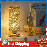 Bedside Table Lamp Stylish Nightstand Table Lamp for Home Decorative Desk Lamp