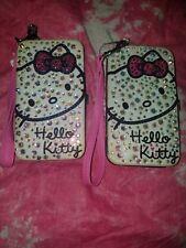 Hello Kitty iPhone 5 Blackberry Smart Phone Cases Wallet Wristlet