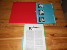 DIRE STRAITS - MAKING MOVIES / GERMANY-LP 1980 & INLET & 6 PROMO-FACTS-BLÄTTER