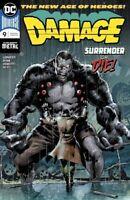 Damage #9 Surrender or Fall  DC Universe Comic 1st Print 2018 NM