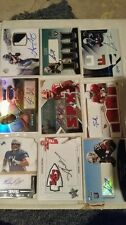 Football Inventory blowout!!  GAME USED JERSEY AUTO # RC LOT