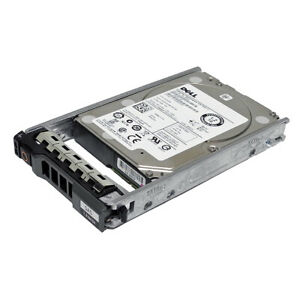 "Dell 300GB Festplatte 2.5"" P/N: 0T871K SAS 6Gbps RPM 10k mit Rahmen 0G176J"