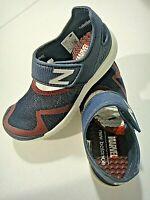 New Balance KA208CAY Spider-man Youth Size 13 Slip On Unisex Running Shoes