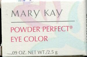 Mary Kay Powder Perfect Eye Color Rich Russet - #1006 - New Old Stock