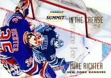 1996-97 Summit In The Crease #2 Mike Richter