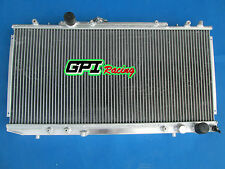 56mm FOR TOYOTA CELICA GT4 3S-GTE ST185 1990-1994  MT Aluminum Radiator 92 1993