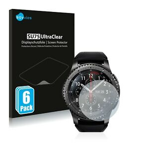 Screen Protector for Samsung Gear S3 Frontier / S3 Classic Protective Film