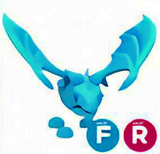 Roblox - Adopt Me - Fly Ride Frost Dragon - 20% OFF Code: PICKSMALLBIZ