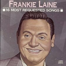 Frankie Laine - 16 Most Requested Songs [New CD]