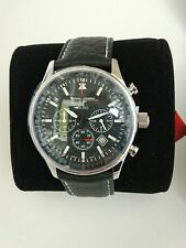 Jorg Gray JG6500 Barack Obama -Commemorative Chronograph Watch NEW