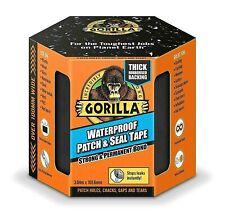 Gorilla Tape Waterproof Patch Seal Strong Rubberised Roof Leak Repair Cracks NEW