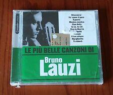 LE PIU' BELLE CANZONI DI BRUNO LAUZI - CD SIGILLATO (SEALED)