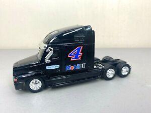 Lionel Nascar Collectibles Mobil1 Black Semi Truck Hauler, No Trailer