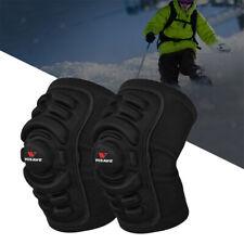 1 Stk. Sportknieschoner Kompressions Kniebandage Gepolsterten Knien Für Skisport