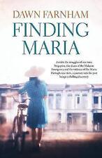 Finding Maria by Farnham, Dawn | Paperback Book | 9781912049240 | NEW