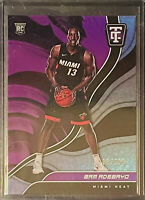 Bam Adebayo Rookie 2017 Panini Totally Certified RC Purple /199 Miami Heat
