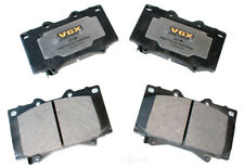 Disc Brake Pad Set-Semi-Metallic Pads Front Tru Star PPM812
