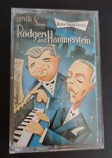 HELLO YOUNG LOVERS Capitol Sings RODGERS AND HAMMERSTEIN Cassette NEW 1994 Music