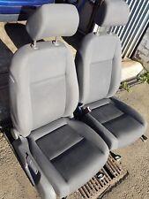 VW GOLF MK5 FSI TDI PAIR FRONT SEATS 5DR