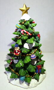 Grandeur Noel Victorian Village Christmas Tree for Town Square 2003 Replacement