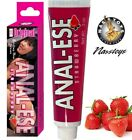 Anal Ese Gel Desensitizing Numbing Anal Lube Ease Cream Strawberry Flavored .5oz
