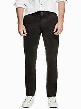 GUESS Men's Caprice Woven Pants - Black sz 32