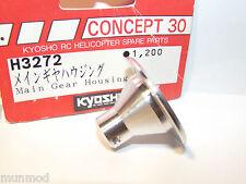 New Kyosho H3272 Main Gear Housing Aluminium Concept 30