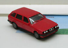Herpa  02063: BMW 325i Touring,    rot