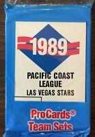 1989 ProCards KEITH COMSTOCK #14 Las Vegas SET Original Shot to Nuts ESPN 82201