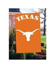 """Texas Longhorns Flag House Banner 28"""" x 44"""" Party Animal NCAA"""