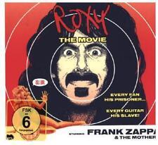 Frank Zappa & The Mothers - Roxy-The Movie (2015), Neu OVP, CD & DVD