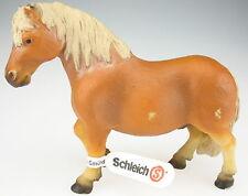 SCHLEICH 13234 - Haflinger Wallach + Fähnchen - Gelding - Pferd Horse - China 6
