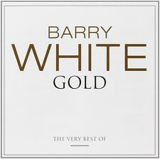 BARRY WHITE - GOLD THE VERY BEST OF 2 CD NEW++++++++++++++++