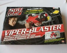 Spy Gear Viper Blaster Shooter - The box is not in English