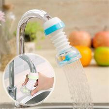 Kitchen Bath Shower Faucet Splash Filter Tap Device Head Extension Extender New